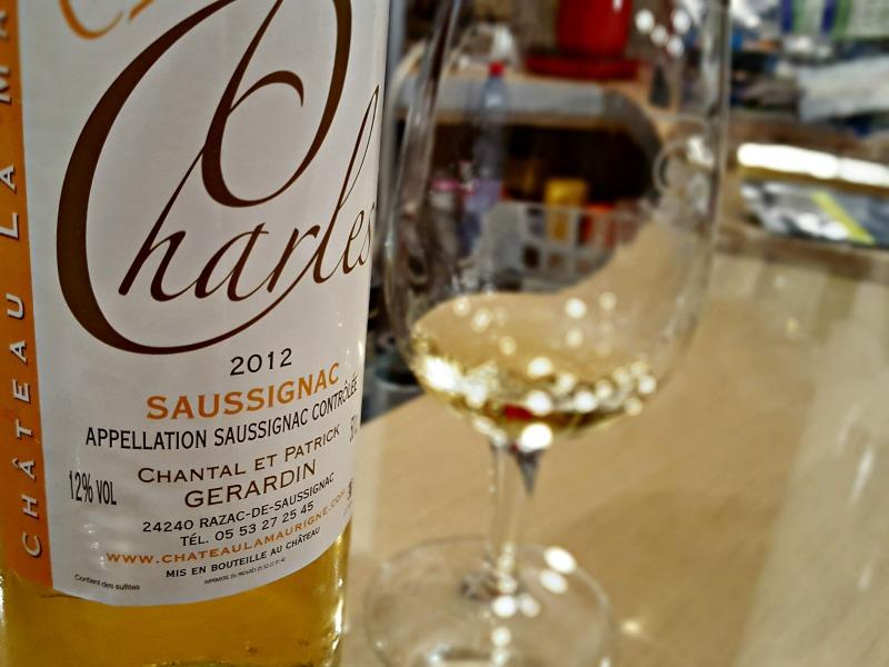 vin saussignac bergerac