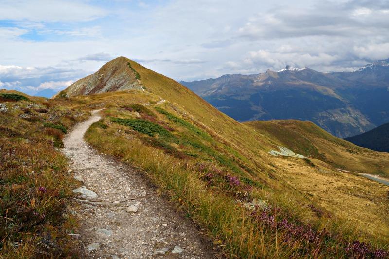 La suisse à pied