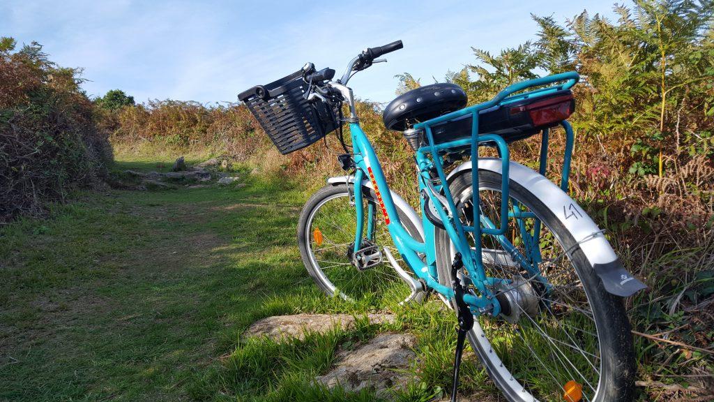 journée vélo groix