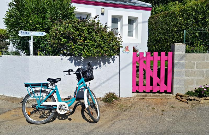 journée à groix en vélo