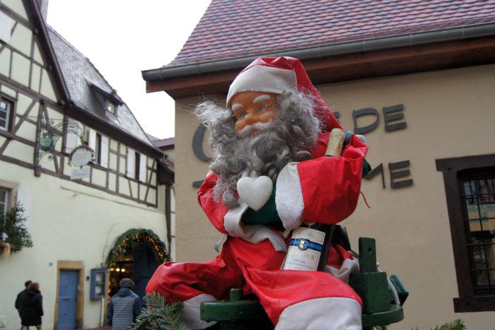 marché de noel eguisheim