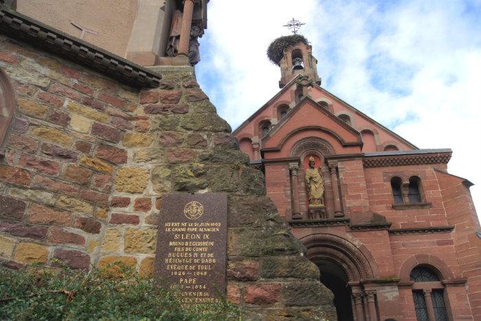 visiter eguisheim