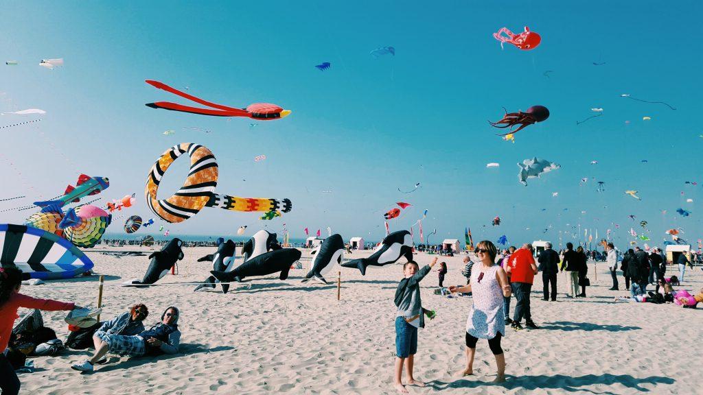 festival cerf volants berck