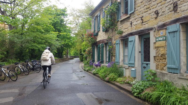 itinéraire avenue verte paris londres