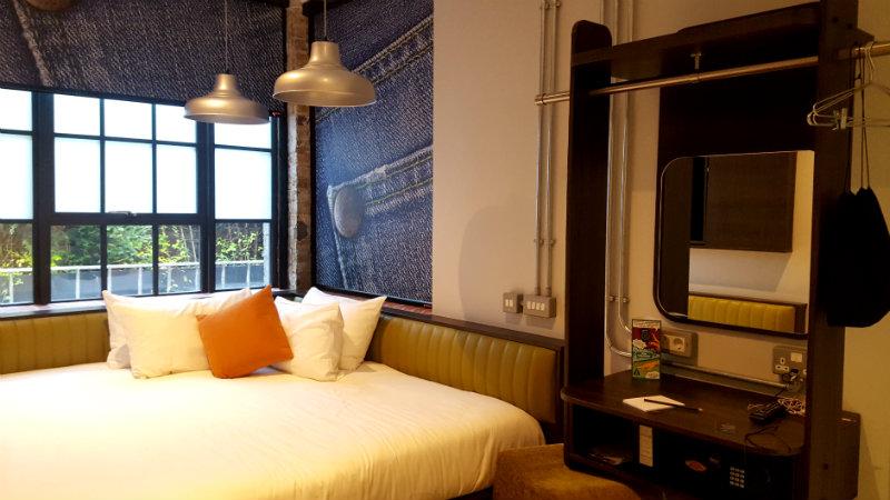 avis new road hotel londres