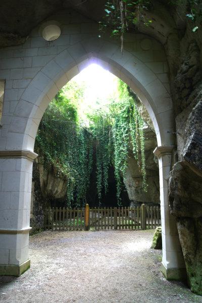 parcours troglodytique de Souzay-Champigny