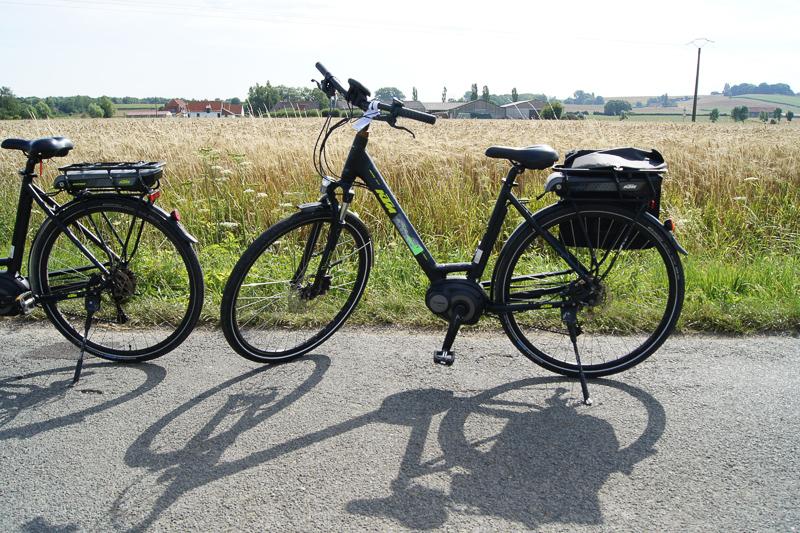 circuit vélo nord pas de calais