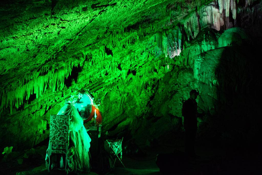 hanlloween grottes de han