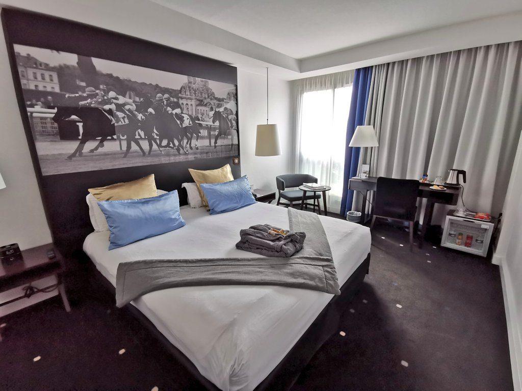best western hotel du parc chantilly