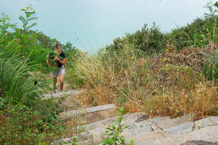 De Cancale à la pointe du grouin à pied
