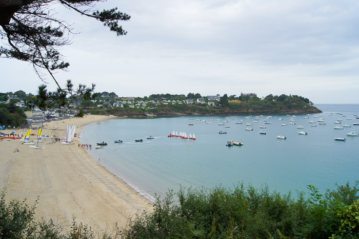 Port Mer depuis le GR34