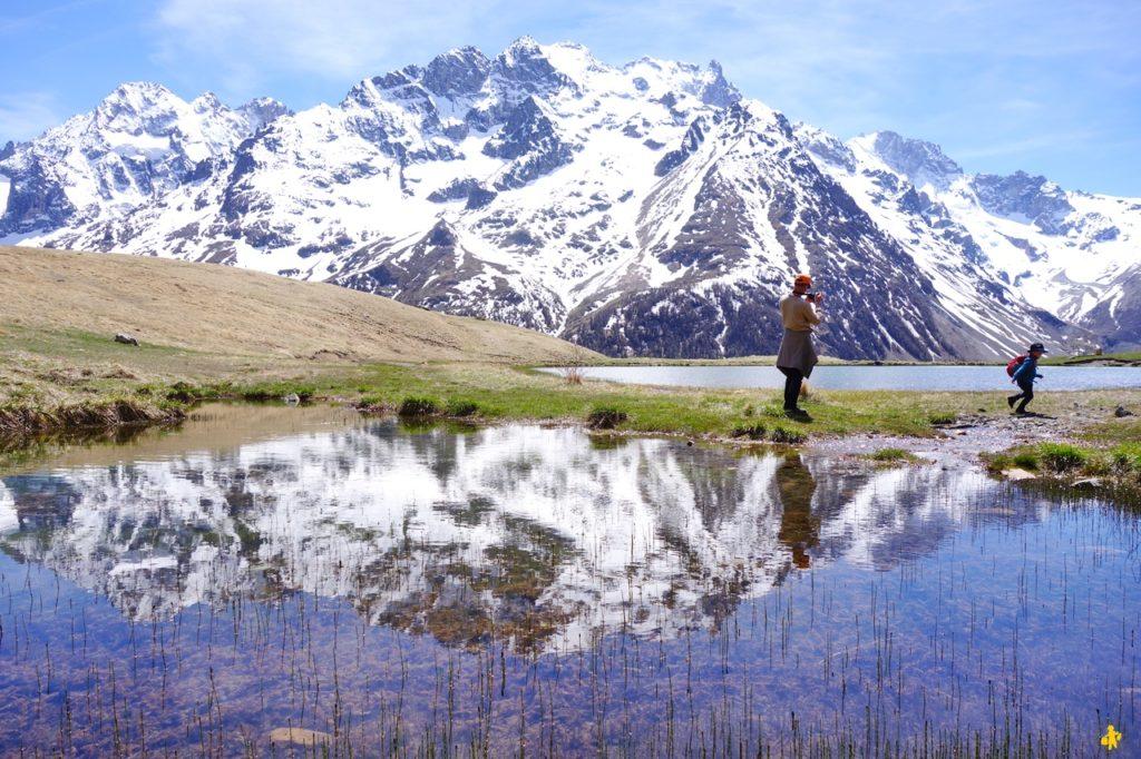 randonnée facile hautes alpes