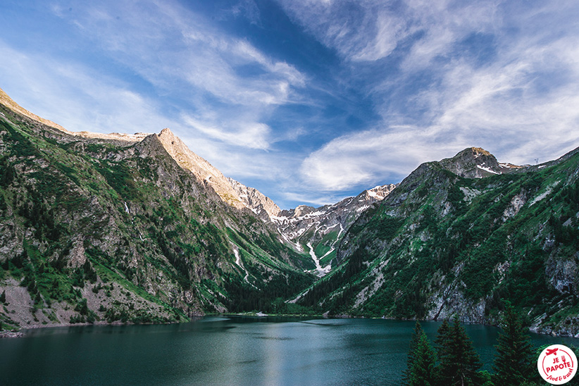 randonnée lac du lauvitel