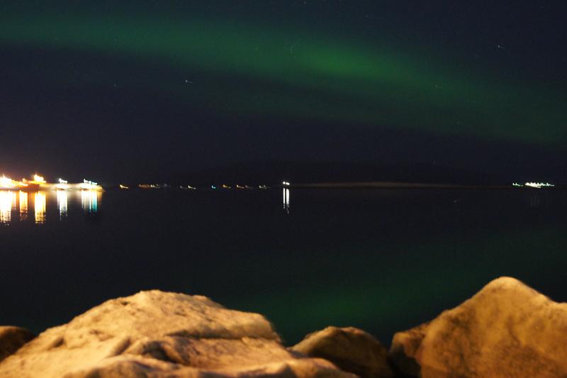 aurores boréales reykjavik