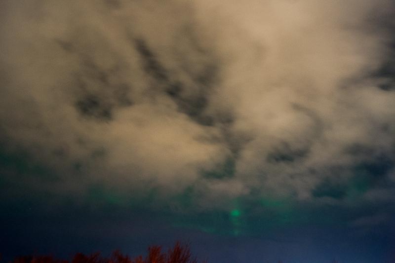 ou voir les aurores boréales à reykjavik