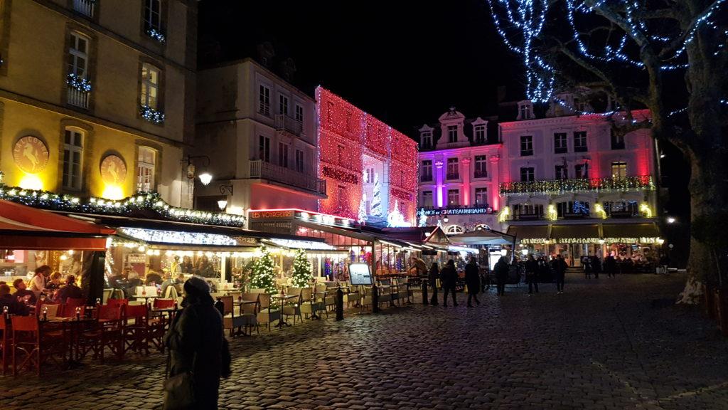 Saint-Malo à noël