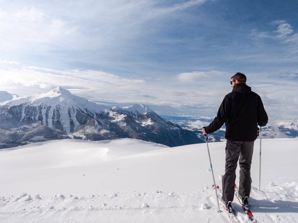 ski sans voiture france