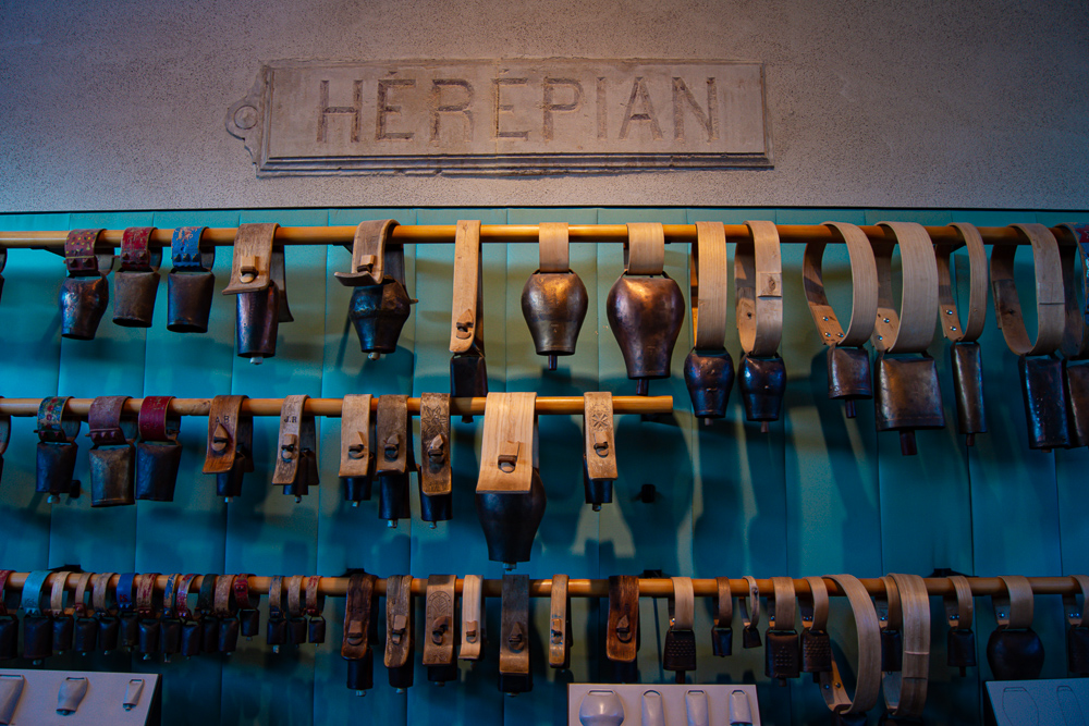 musée de la cloche hérépian