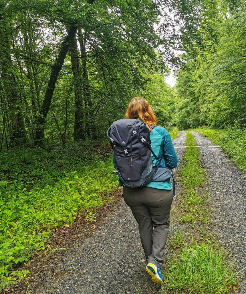 randonnée 3 jours dans les ardennes